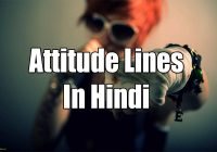 Attitude Of Today's Youth